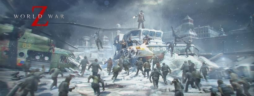 Want More 'World War Z?' Soon There Will Be a Game for ...