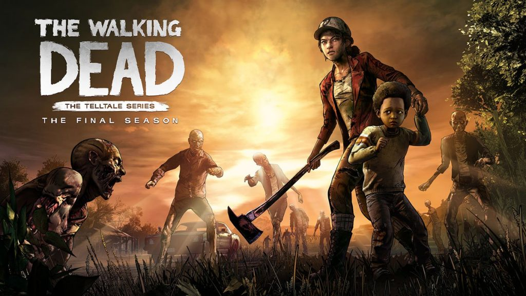 Telltale Games' 'The Walking Dead: The Final Season' Available on August 14th