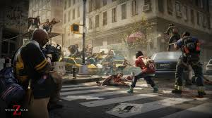 Check Out This PvPvE Gameplay From 'World War Z'
