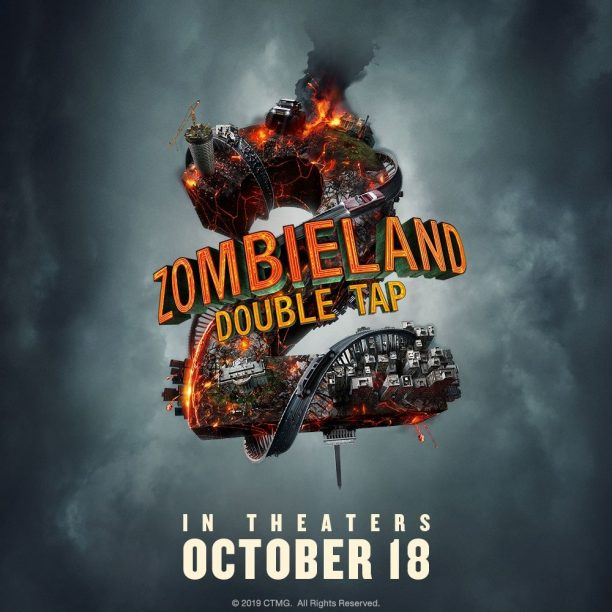 The 'Zombieland Double Tap' Poster Is Amazing!