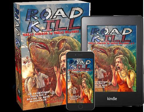 Book Review: ROAD KILL, Vol. 4