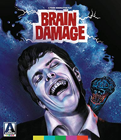 Blu-ray Release: BRAIN DAMAGE