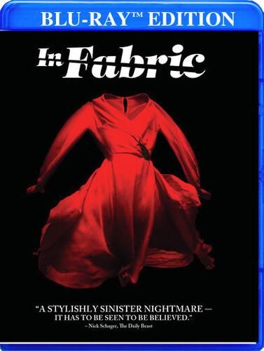 Blu-ray Release: IN FABRIC