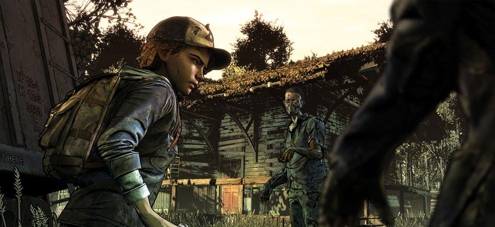 Comic-Con 2018: New Trailer for Telltale Games' 'The Walking Dead: The Final Season'